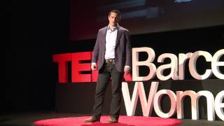 Download Raising men to end violence against women: Will Muir at TEDxBarcelonaWomen Video