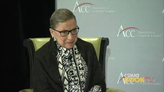 Download Justice Ruth Bader Ginsburg on her friendship with Justice Antonin Scalia Video