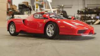 Download Convert Toy Grade Ferrari into Proportional Steering Video