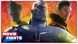 Download Who's The Infinity War MVP? MOVIE FIGHTS Video