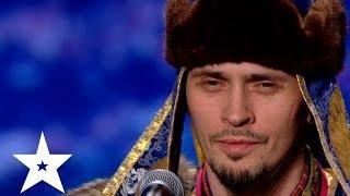 Download Горловое пение от Тюргена - Україна має талант-6 - Кастинг в Донецке Video