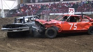 Download Mad Dog Demo Derby Highlights - Bolt/Chain Class Video