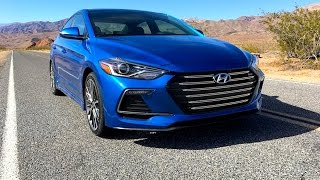 Download 2017 Hyundai Elantra Sport FIRST DRIVE REVIEW (2 of 2) Video
