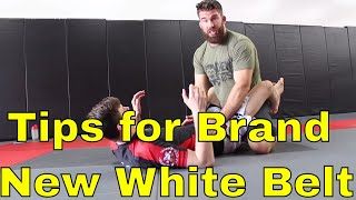 Download What to Focus On as a New BJJ White Belt with No Submissions Video