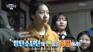 Download [ENG] BTS come fan's house @ KBS GAYO DAECHUKJE 2015 Video