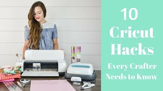 Download 10 Cricut Hacks Every Crafter NEEDS To Know!!! Video