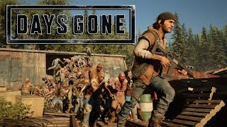 Download Days Gone - Gameplay E3 2016 - PS4 (Zombie Swarm) Video