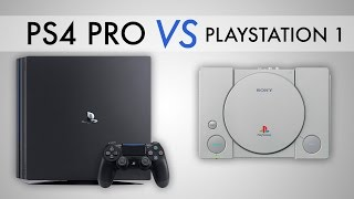 Download PS4 Pro vs. The Original PlayStation Video