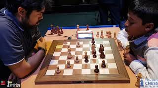Download Nakamura vs Praggnanandhaa | The game that helped Vishy Anand reach the tiebreak playoffs Video
