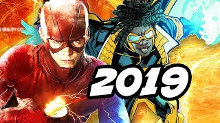 Download The Flash Season 4 Static and Black Lightning Crossover Explained Video