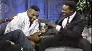 Download Muhammad Ali and Mike Tyson on same talk show - P1 (rare) Video