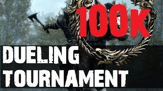 Download ESO PvP - 100K Dueling Tournament (Legend) Video