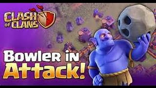 Download TH10 Queen Walk With Bowler Attack | TH10 3 Star | Clash Of Clan Video