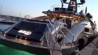 Download Aston Martin DB9 Yacht and Gulf Racing Yacht in Saint-Tropez + Combo's! Video