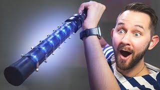 Download One Million Volt STUN CANE!   10 Ridiculous Tech Gadgets Video