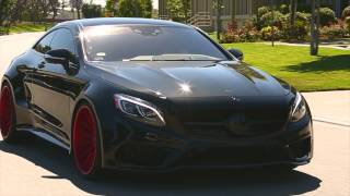 Download FORGIATO | Mercedes-Benz S Coupe Widebody Video