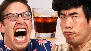 Download The Try Guys Try The World's Grossest Alcohols Video