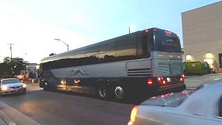 Download Greyhound Bus Lines (USA): Bus Observations in Baltimore, Maryland... (August 19, 2014) Video