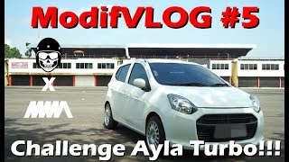 Download ModifVLOG #5 Challenge Ayla Turbo!! Video