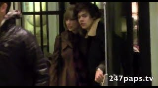Download Harry Styles and Taylor Swift (Haylor) at a birthday party together in NYC Video