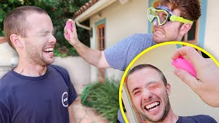 Download PEPPER SPRAYED IN MY FACE! *Scary* Video