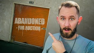 Download Unboxing 10 MYSTERY Products From an ABANDONED Storage Unit! Video
