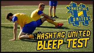 Download HASHTAG UNITED BLEEP TEST! Video