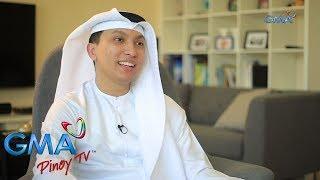 Download Becoming Pinoy: Meet the Half-Filipino Half-Emirati Saeed Al Mehairi Video