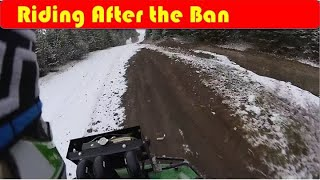 Download Riding After the Ban was Lifted Video