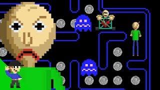 Download Baldi would be OP in Pacman Video