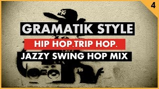 Download Jazz Hip Hop VS Trip Hop ''Gramatik Style'' (Funk, Jazz, Swing Hop) by Groove Companion # 4 Video