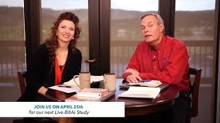 Download Live Bible Study with Andrew Wommack - April 18th, 2017 Video