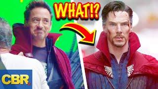 Download Will Tony Stark Learn Dr. Strange Mystic Tricks In Marvel's Avengers 4? Video
