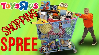 Download KIDS TAKE OVER TOYS R US!! Video