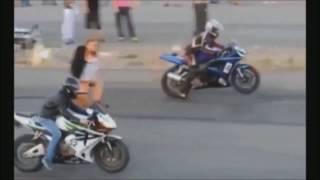 Download SUPERBIKE dangerous crash and crazy rider Video
