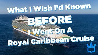 Download What I Wish I'd Known Before I Went On A Royal Caribbean Cruise Video