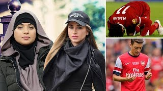 Download Top Muslim Footballers Lovely Wife and Girlfriends In 2018 (WAGs) You Should Know Video