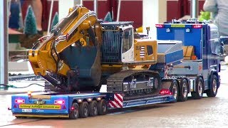 Download GREAT RC TRUCK MOMENTS! HEAVY MACHINES! RC CONSTRUCTION! Video