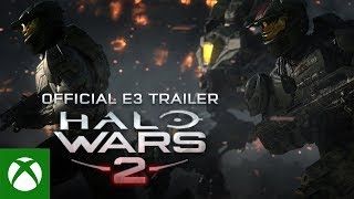 Download Halo Wars 2 Official E3 Trailer Video