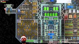 Download The Completed Asteroid Base! - Starbound Video