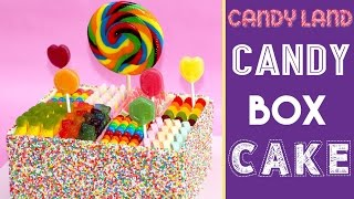Download CANDY BOX CAKE | Inspired by CANDYLAND | Elise Strachan | My Cupcake Addiction Video