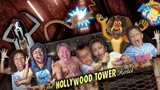 Download The ELEVATOR DROPPED!! (FV DISNEY WORLD & UNIVERSAL STUDIOS Vlog) Video