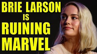 Download Brie Larson is Ruining Marvel! Video