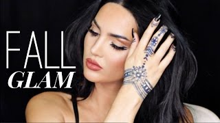 Download FALL MAKEUP TUTORIAL | Natalie Halcro Video