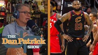 Download LeBron James now rivals Michael Jordan I NBA I NBC Sports Video