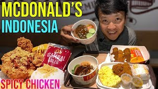 Download Dinner at McDonald's Indonesia & Truffle SOUP DUMPLINGS Video