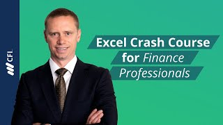 Download Excel Crash Course for Finance Professionals - FREE   Corporate Finance Institute Video