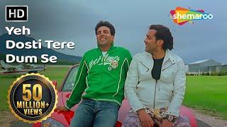 Download Yeh Dosti Tere Dum Se | Dosti-Friends Forever Songs | Akshay Kumar | Bobby Deol | Udit Narayan Video