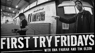 Download Una Farrar - First Try Friday Video