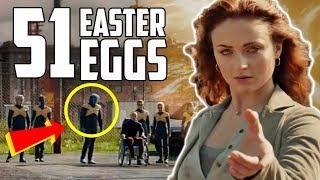 Download X-Men Dark Phoenix: Trailer Breakdown and Easter Eggs Video
